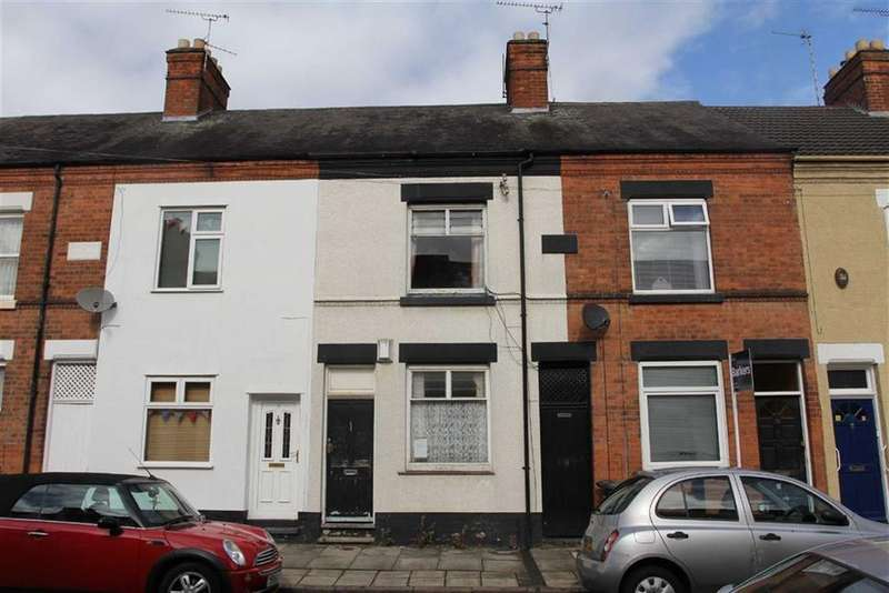 2 Bedrooms Terraced House for sale in Sheridan Street, Knighton Fields, Leicester