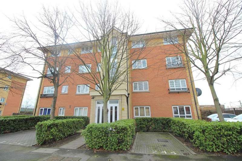 2 Bedrooms Flat for sale in Hudson Way, London