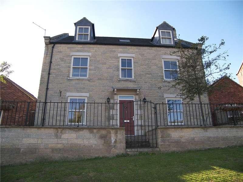 5 Bedrooms Detached House for sale in Melrose Way, Oakerthorpe, Alfreton, Derbys, DE55