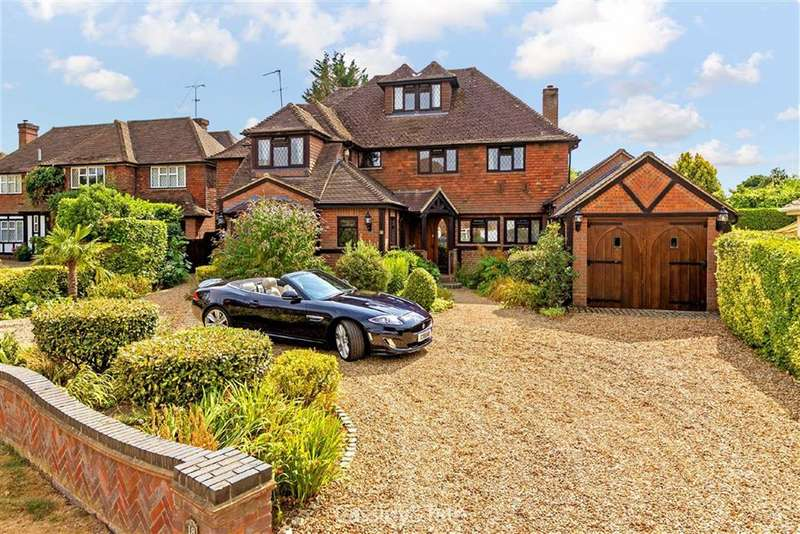 6 Bedrooms Property for sale in Fallows Green, Harpenden, Hertfordshire