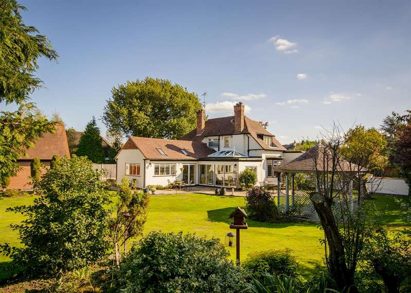 4 Bedrooms Detached House for sale in Maple Grove, Breaston