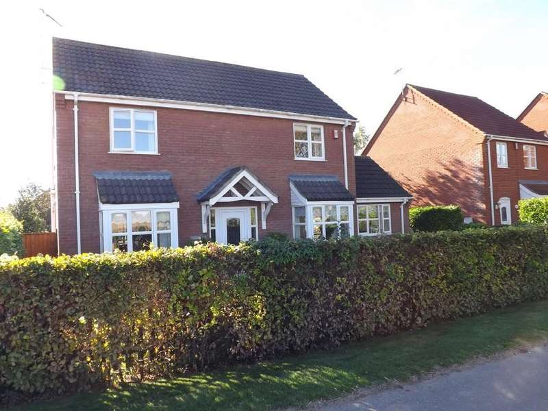 3 Bedrooms Detached House for sale in Lutton