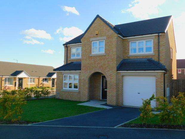 5 Bedrooms Detached House for sale in YOULL CLOSE, THORNLEY, PETERLEE AREA VILLAGES