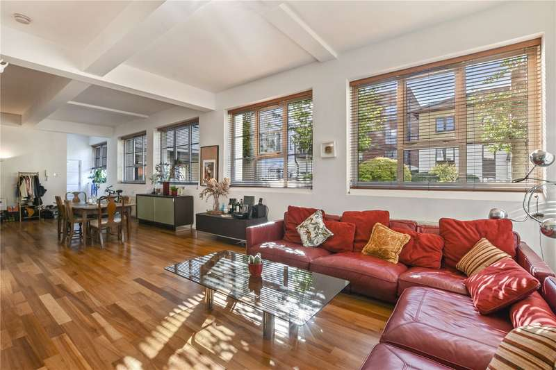Property for sale in Sunlight Square Bethnal Green