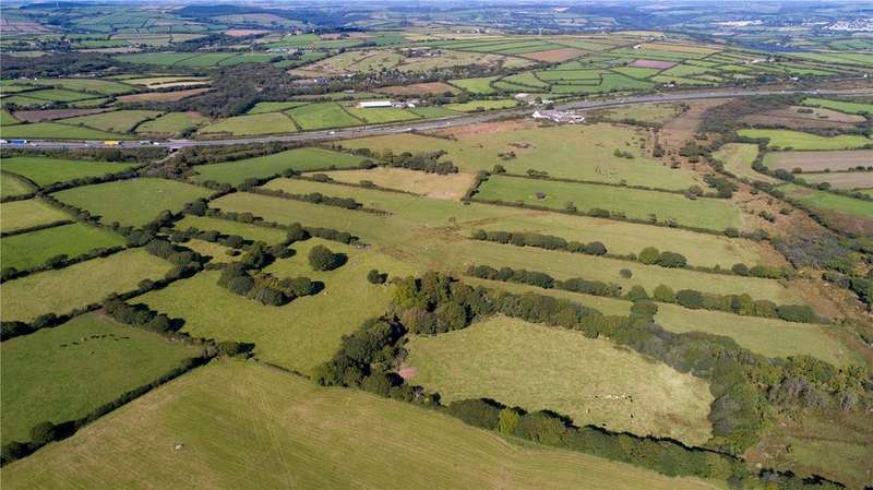 Farm Commercial for sale in Whole- Land At Bodmin Radio Station, Lanivet, Bodmin, Cornwall, PL30