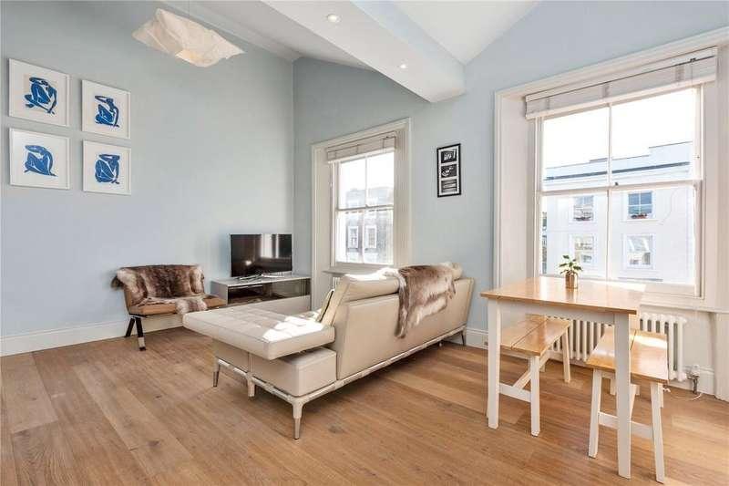 2 Bedrooms Maisonette Flat for sale in Offord Road, Islington, London, N1