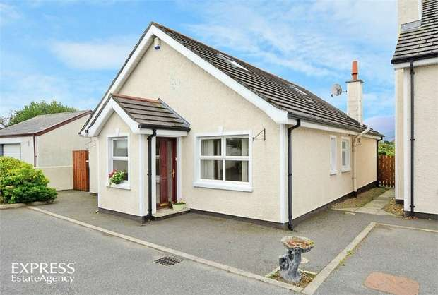 5 Bedrooms Detached House for sale in Maghera Close, Castlewellan, County Down