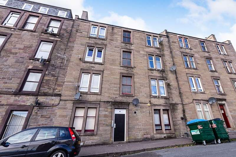 1 Bedroom Flat for sale in Clepington Street, Dundee, DD3