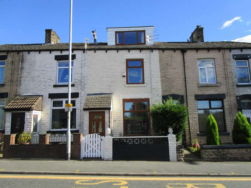 4 Bedrooms Terraced House for sale in Manchester Road, Shaw