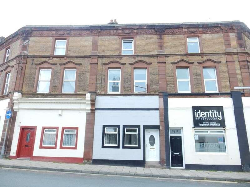 4 Bedrooms Terraced House for sale in 55, 55A, 55B South William Street, Workington, Cumbria