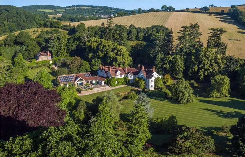 10 Bedrooms Detached House for sale in Lower Ashton, Exeter, Devon