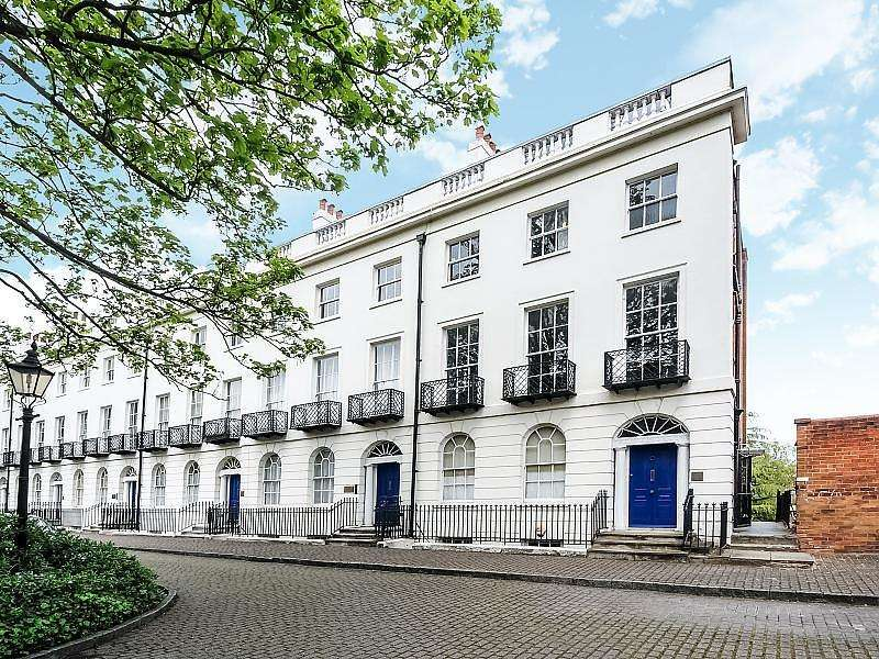 1 Bedroom Apartment Flat for sale in Albion Terrace, London Road, Reading, RG1
