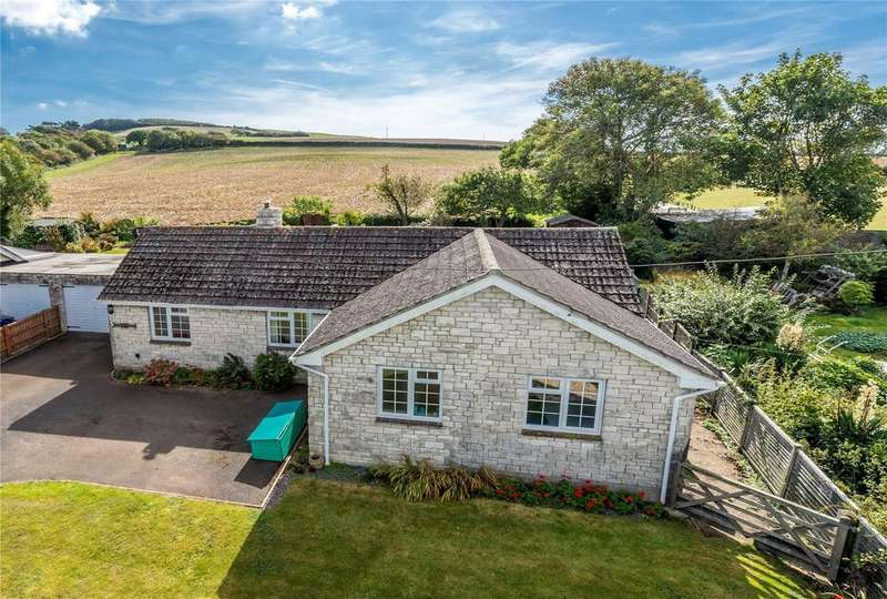 3 Bedrooms Bungalow for sale in Puncknowle, Dorset