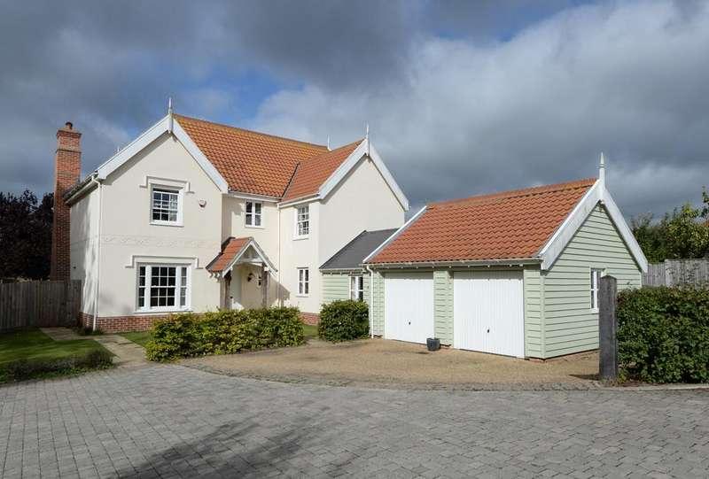 5 Bedrooms Detached House for sale in Framlingham, Suffolk