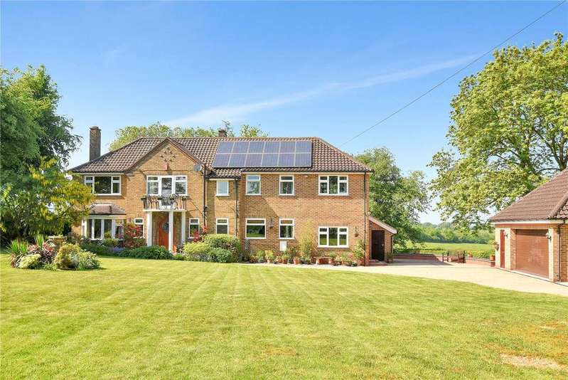 4 Bedrooms Detached House for sale in Fulford, Staffordshire
