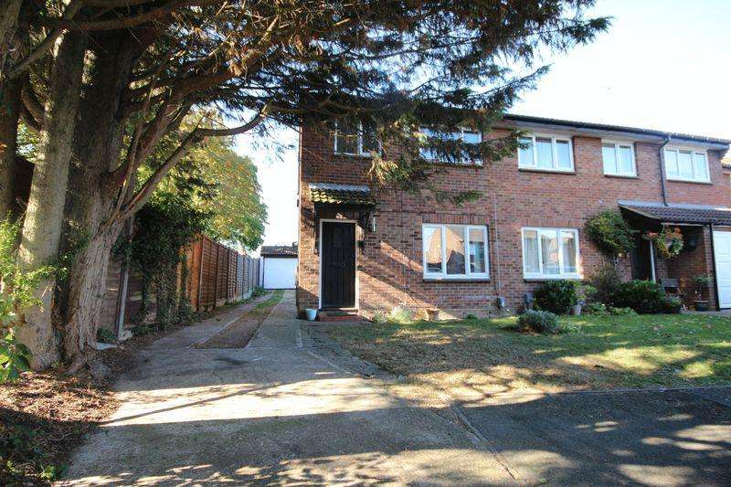 3 Bedrooms Semi Detached House for sale in Enderby Road, Luton