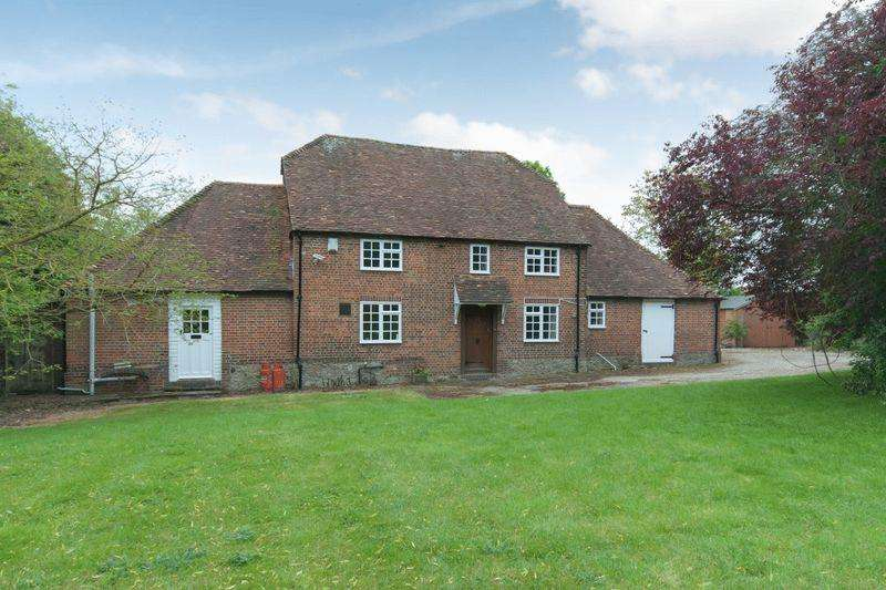 4 Bedrooms Country House Character Property for sale in Otford, Sevenoaks