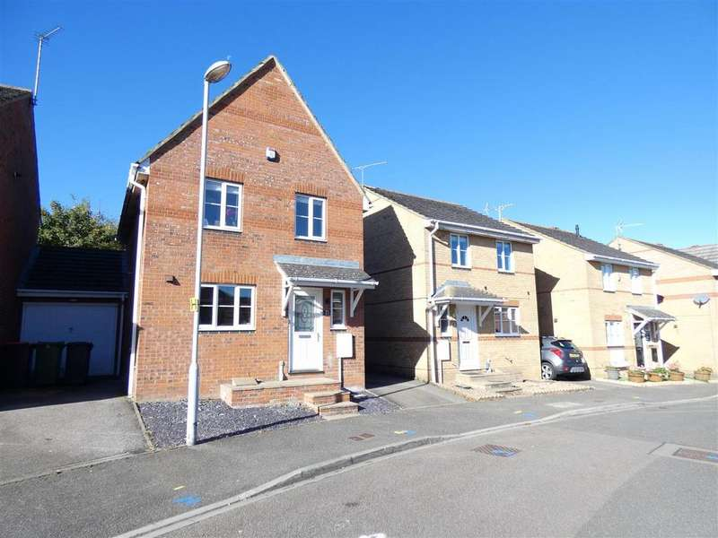 3 Bedrooms Detached House for sale in Coopers Way, Houghton Regis
