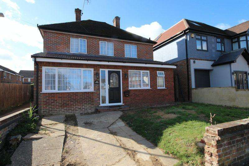 5 Bedrooms Detached House for sale in Montrose Avenue, Luton