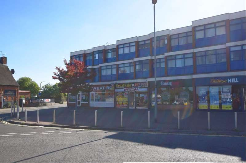 2 Bedrooms Flat for sale in Front Street, Birstall, Leicester, LE4