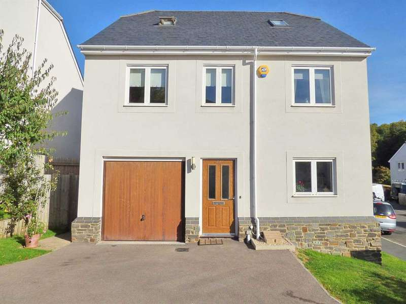 4 Bedrooms Detached House for sale in Coed Y Brenin, Llantilio Pertholey