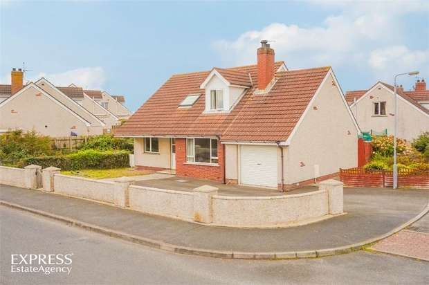 3 Bedrooms Detached Bungalow for sale in The Moorings, Donaghadee, County Down