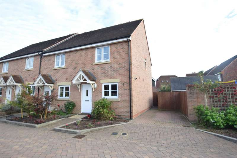 2 Bedrooms End Of Terrace House for sale in Pipit Green, Bracknell, Berkshire, RG12