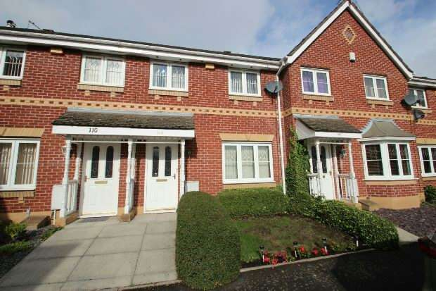 3 Bedrooms Terraced House for sale in Kerscott Road, Manchester