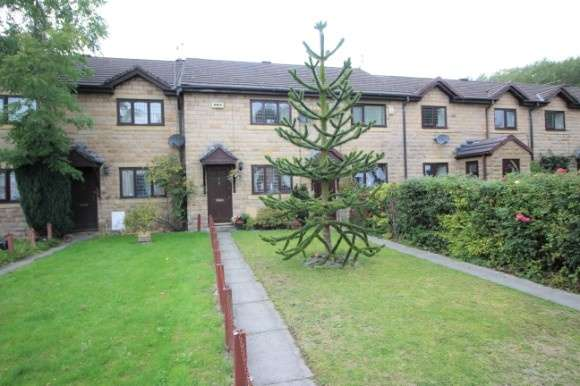 2 Bedrooms Terraced House for sale in Hall Street, Bury