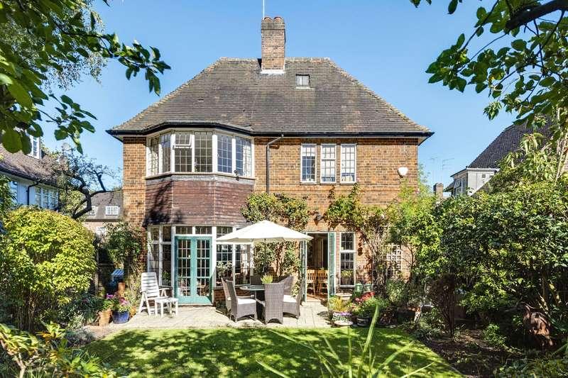 6 Bedrooms Detached House for sale in Litchfield Way, Hampstead Garden Suburb