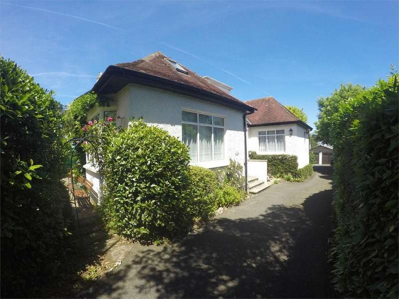 5 Bedrooms Detached Bungalow for sale in 22 Poltair Road, St Austell, Cornwall