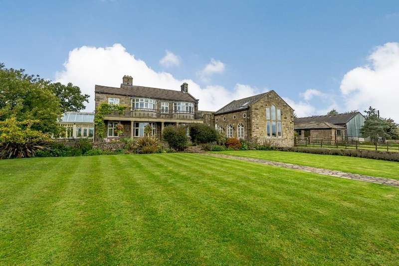 5 Bedrooms Farm House Character Property for sale in Beckwithshaw Near Harrogate