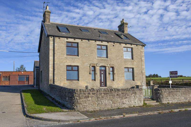 6 Bedrooms Detached House for sale in Lands Road, Butterknowle , Bishop Auckland , County Durham