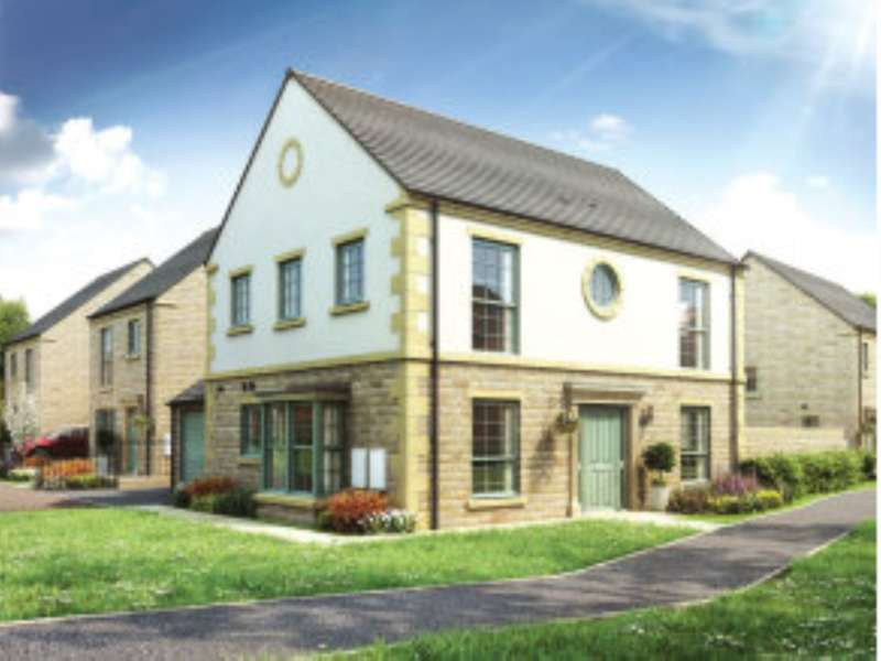 4 Bedrooms Detached House for sale in Plot 117, The Gainford, Castle Croft, Startforth, Co Durham