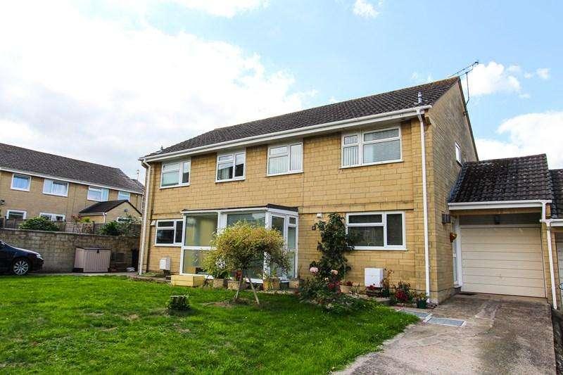 3 Bedrooms Semi Detached House for sale in Waveney Road, Keynsham, Bristol