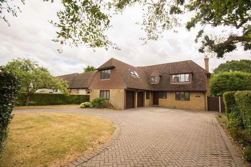 4 Bedrooms Detached House for sale in Ridgeway, Hutton, Brentwood, Essex, CM13