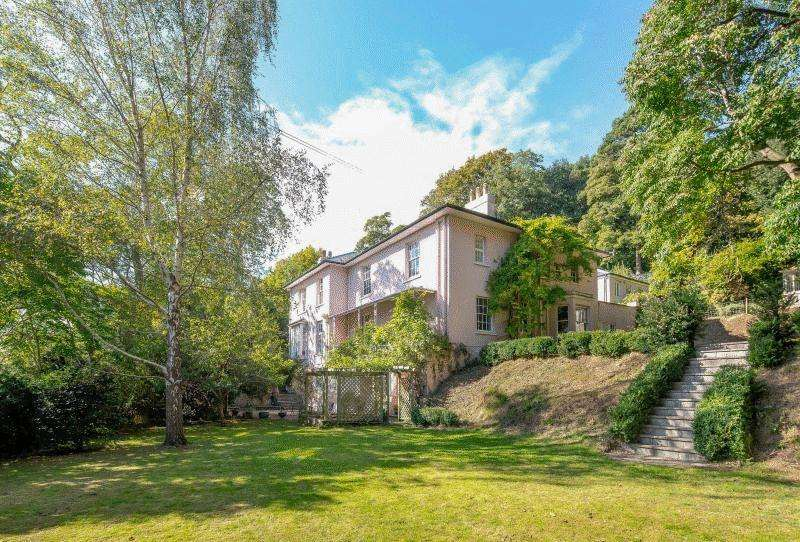 6 Bedrooms Detached House for sale in Highdale Road, Clevedon