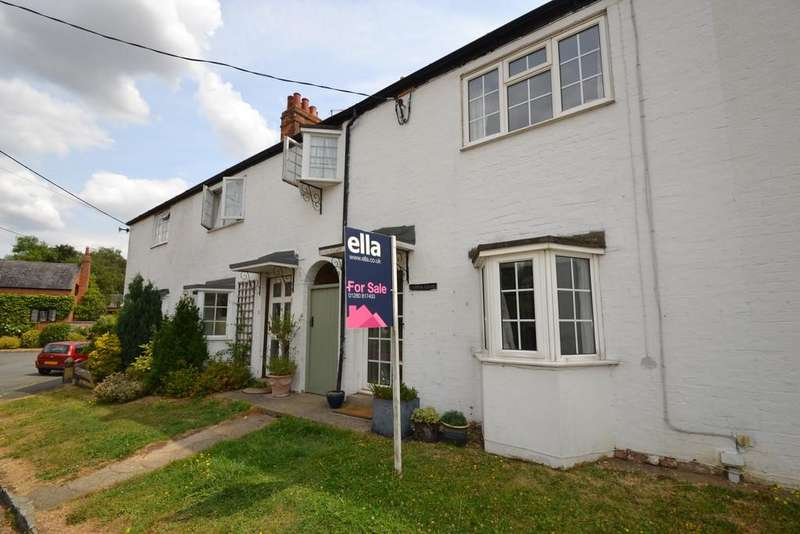 2 Bedrooms Cottage House for sale in Old End, Padbury
