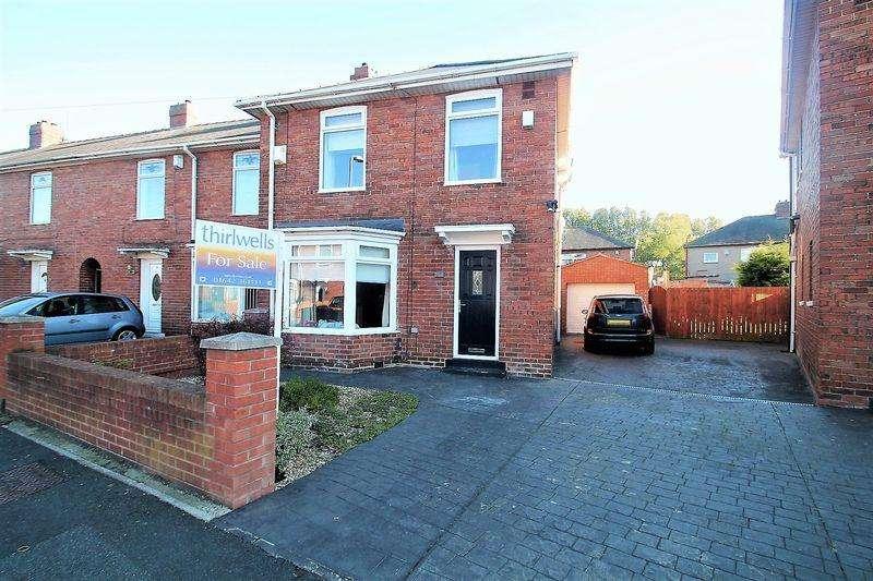 3 Bedrooms Terraced House for sale in Devon Crescent, Billingham