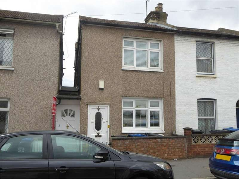 2 Bedrooms End Of Terrace House for sale in Clifton Road, London