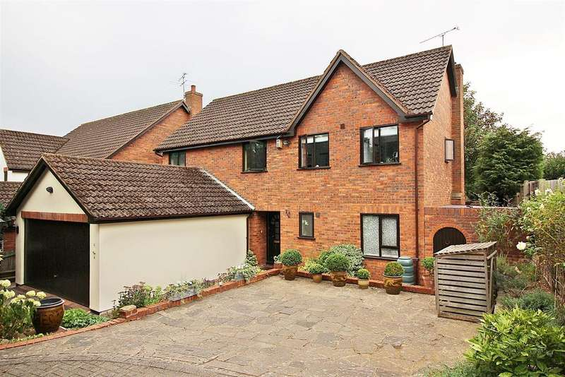 4 Bedrooms Detached House for sale in Heydons Close, St. Albans