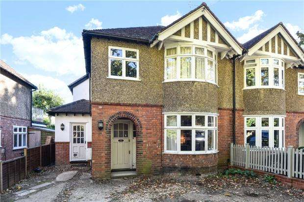 4 Bedrooms Semi Detached House for sale in Elton Drive, Maidenhead, Berkshire