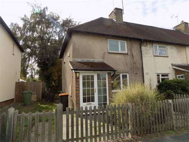2 Bedrooms Semi Detached House for sale in Mill Road, Leighton Buzzard, Bedfordshire