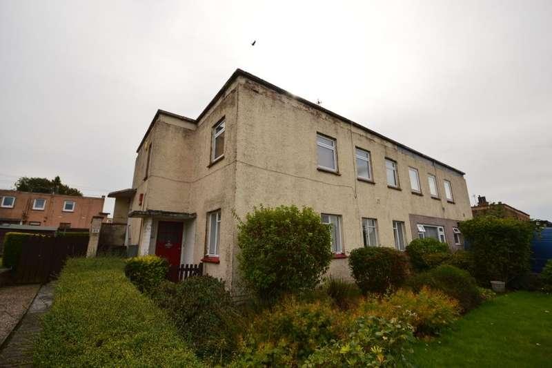 2 Bedrooms Flat for sale in Beveridge Street, Dunfermline, KY11