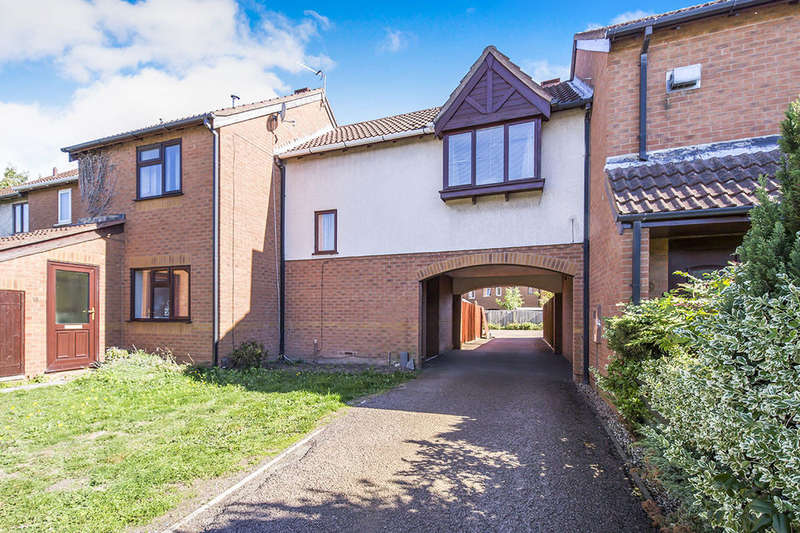 1 Bedroom Property for sale in Stanford Hill, Loughborough, LE11