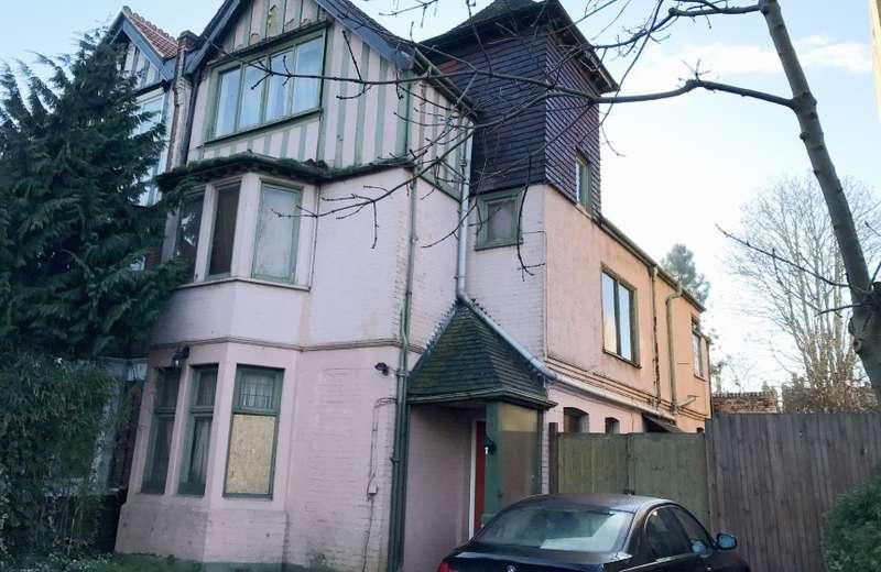 6 Bedrooms Residential Development Commercial for sale in Uxbridge Road, Ealing, London, W3 9RH
