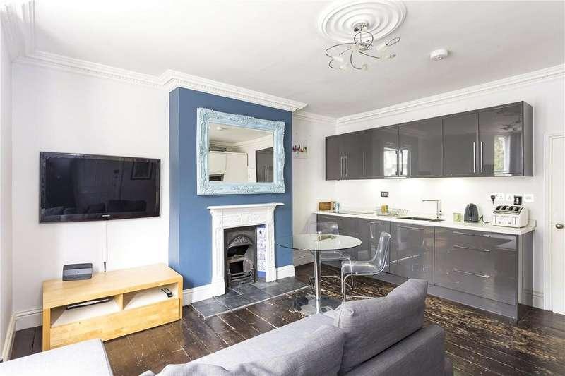 1 Bedroom Flat for sale in Aberdeen Road, London, N5