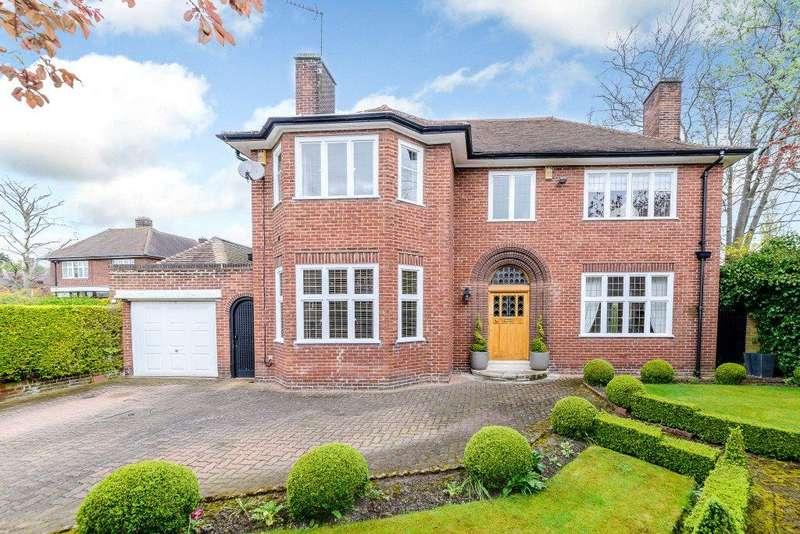 4 Bedrooms Detached House for sale in Eslaforde, Castleton Grove, Jesmond, Newcastle Upon Tyne, Tyne Wear