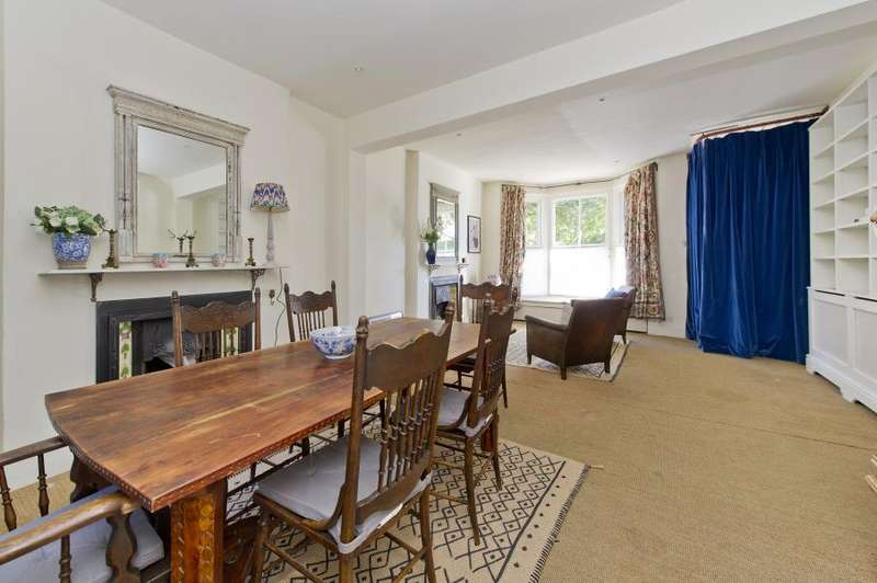 4 Bedrooms House for sale in Bramley Road, North Kensington W10