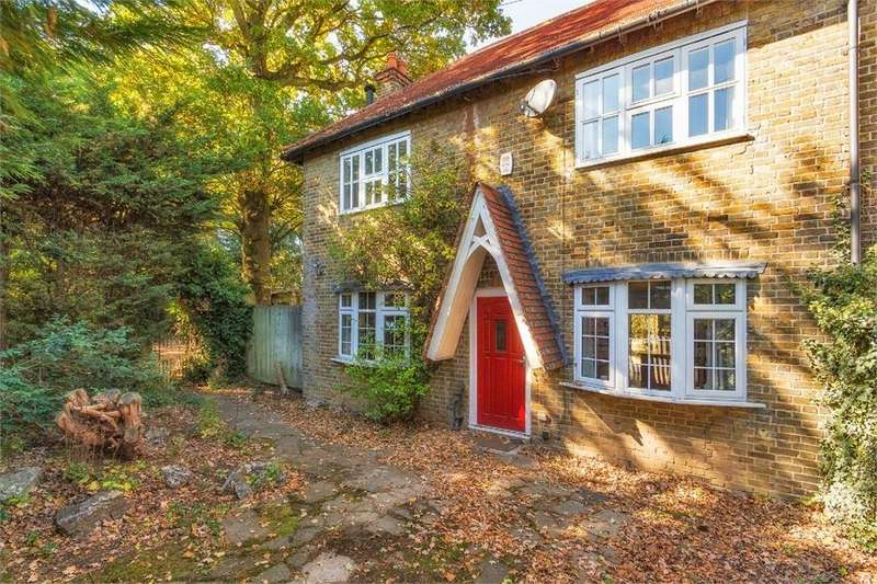 3 Bedrooms Cottage House for sale in Furze Cottages, Denham Road, Iver Heath, Buckinghamshire